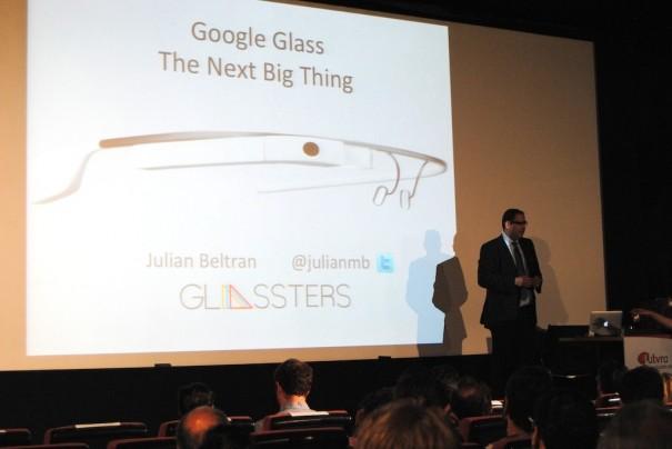 Google Glass en Futvra: La evolución de la televisión