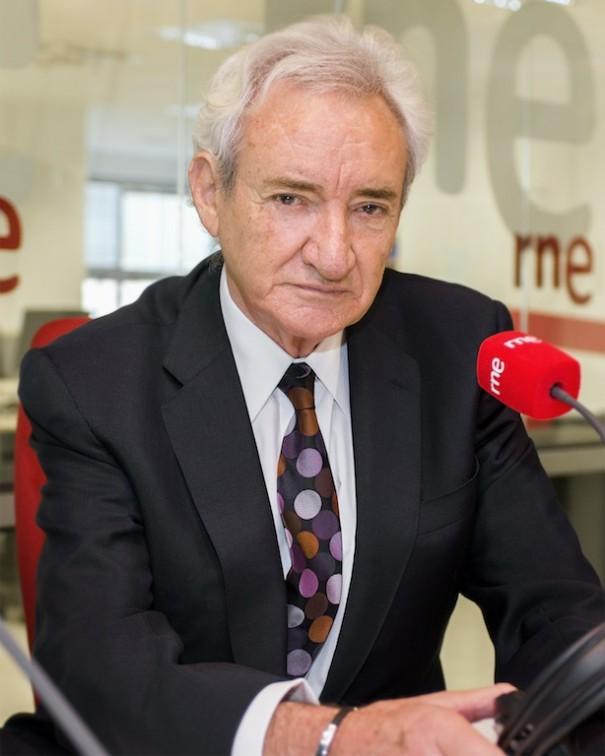 Luis del Olmo (Foto: RNE)