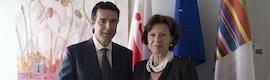 Soria plantea ante la Comisión Europea su apuesta por incrementar el gasto en el desarrollo de las TIC