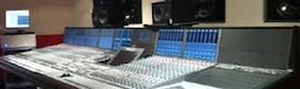 Radio Nacional de España instala una consola SSL C200