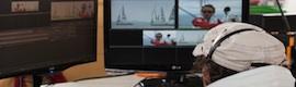 Contribución en HD en vivo utilizando redes LTE-4G en la Match Race Germany