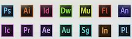 Adobe anuncia la posibilidad de suscribirse a productos individuales en Creative Cloud para equipos