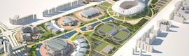 EVS proporcionará múltiples sistemas al complejo olímpico Ashgabat en Turkmenistán