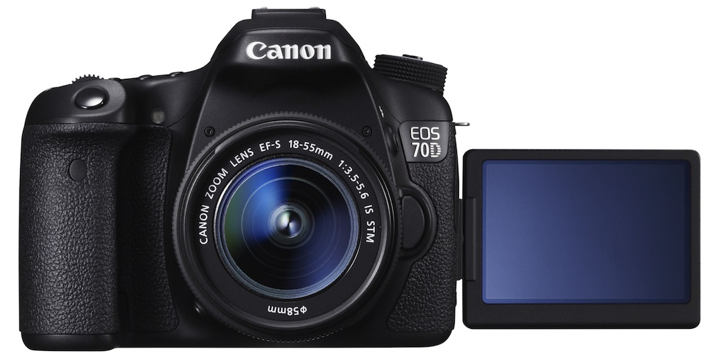 Canon EOS 70 d: Full HD at different speeds of a versatile camera ...