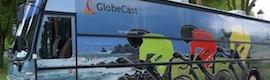 Globecast lleva el Tour de Francia por satélite y fibra a todos los rincones del planeta