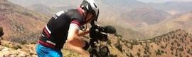 Una travesía en mountain bike en Marruecos pone a prueba la GY-HM650E de JVC