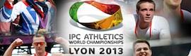 Mediapro, host broadcaster del Mundial de Atletismo Paralímpico de Lyon