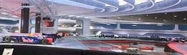 Tecnología de Vinten Radamec en el estudio de Sky Italia dedicado a la Fórmula 1