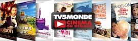 TV5 Monde lanza la primera plataforma de cine francés en VoD en EE.UU.