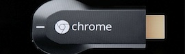 Google conecta todos los dispositivos con el televisor con Chromecast