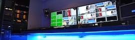 Eurocom entrega una unidad móvil HD a Canal 29 en El Salvador