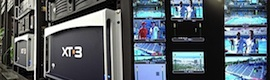 EVS contribuye al éxito en la retransmisiones de TVE en los Campeonatos del Mundo de Natación