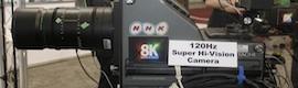 Globo y NHK llevan a cabo demostraciones a 8K en Brasil