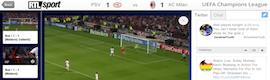 RTL, en colaboración con Tevizz y EVS, lanza una nueva app para fanáticos del fútbol