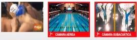RTVE.es se apoya en la tecnología de Akamai para ofrecer el Mundial de Natación 2013