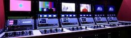 La australiana Gearhouse Broadcast estandariza en sus unidades móviles la intercom digital Artist de Riedel