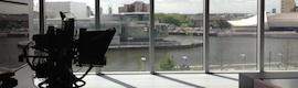 ITV Granada regula la exposición a la luz exterior de sus estudios con Rosco