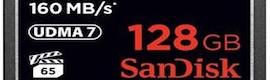 Las nuevas tarjetas Extreme Pro CF de SanDisk, listas para satisfacer las demandas del mundo 4K