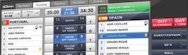 wTVision presenta sus soluciones de gráficos en tiempo real y automatización de playout en Broadcast&Cable 2013