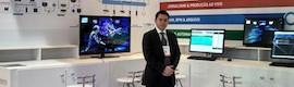 VSN presenta en Broadcast & Cable 2013 sus últimas novedades