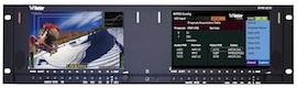 La nueva familia de monitores DVM de Wohler ofrecen una solución para supervisión multiseñal en una sola unidad