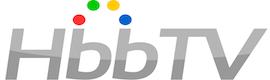Los dispositivos de consumo podrán incluir el logo HbbTv