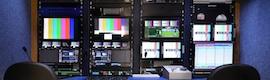 Gearhouse equipa sus nuevas móviles de ocho cámaras con Harris Broadcast