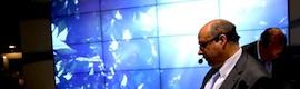 Panasonic presenta un videowall con alta visibilidad y marco fino, ideal para platós