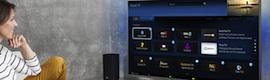 Philips lanza una app de televisión en nube