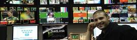 Harris actualiza el centro de playout de SatLink