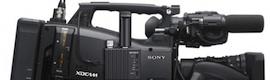 Sony incorpora conexión inalámbrica a su línea de camcorders profesionales