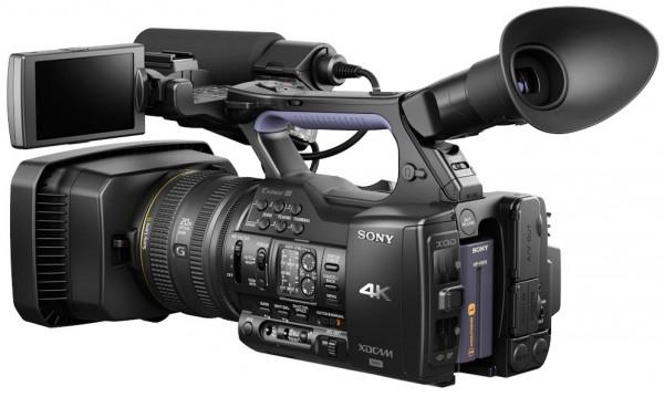 Sony lanza el camcorder compacto profesional PXW-Z100 a 4K