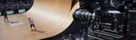 Las cámaras de Sony recogen toda la acción de los X Games en Los Ángeles