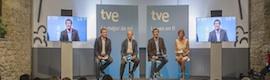 TVE impulsará en las próximas semanas su oferta de servicios avanzados con +TVEREC y 'Botón rojo'