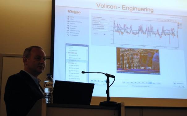 Volicon en IBC 2013