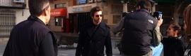 TVE inicia el rodaje de la tv movie 'El clavo de oro', dirigida por Antonio del Real