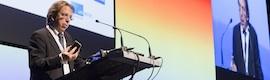Lluís Borrell reclama en Broadcast IT Experience una armonización del marco de la televisión híbrida