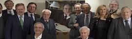 Los profesionales recuerdan en la Academia de Televisión a Manuel Martín Ferrand