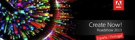 El Roadshow 2013 de Adobe visitará siete ciudades de España y Portugal