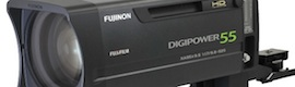 Fujinon XA55x9.5, la nueva lente de Fujifilm con estabilización óptica y zoom 55x