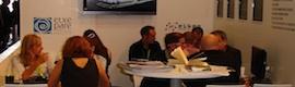 Basque Audiovisual registra un aumento de las visitas comerciales en su stand de MIPCOM