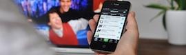 Mediaset España, grupo audiovisual líder en participación en redes sociales