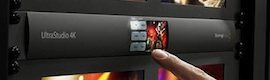 Blackmagic Design presenta el nuevo UltraStudio 4K con tecnología Thunderbolt 2
