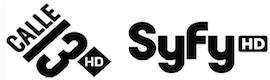 Ono incorpora Syfy y Calle en alta definición