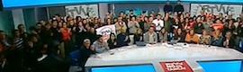 La Policía desaloja RTVV y corta las emisiones de Canal Nou