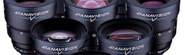 Panavision presenta sus nuevas lentes Primo V optimizadas para cámaras digitales