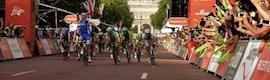 Riedel ofrece intercom y comunicación TETRA a una de las mayores pruebas ciclistas en Reino Unido
