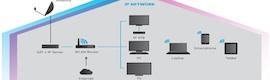 La recepción y distribución de tv por satélite en los hogares avanza con SAT IP