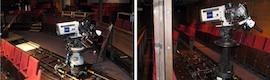 Royal Shakespeare Company opta por pedestales TCS para la emisión de 'Richard II'