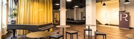 D&b Audiotechnik equipa los estudios de VRT en el ayuntamiento de Lovaina